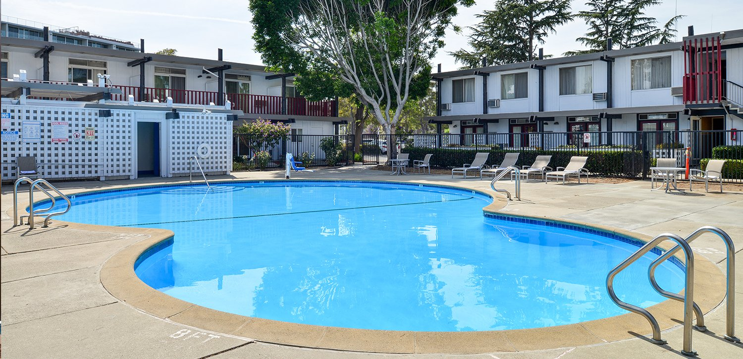 Enjoy a Dip in Our Outdoor Pool After Exploring the Sf Bay Area