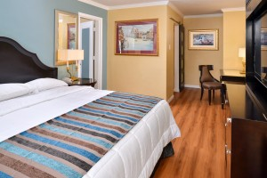Marina Village Inn: Superior Room