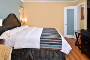 Accessible 1 Queen Bed with Sofa bed, Marina View